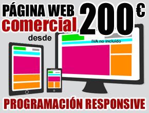 PAGINA WEB COMERCIAL